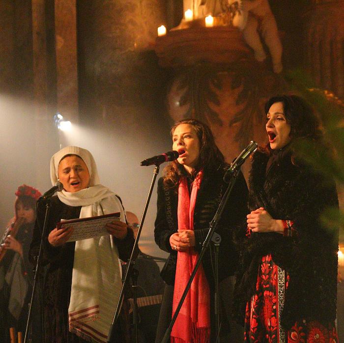 Karácsonyi dalok Európáért